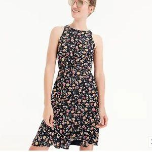 NWT J.Crew Mercantile ruched-waist dress 4T TALL